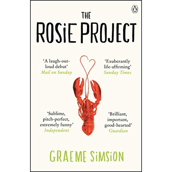 The Rosie Project  Paperback 2014
