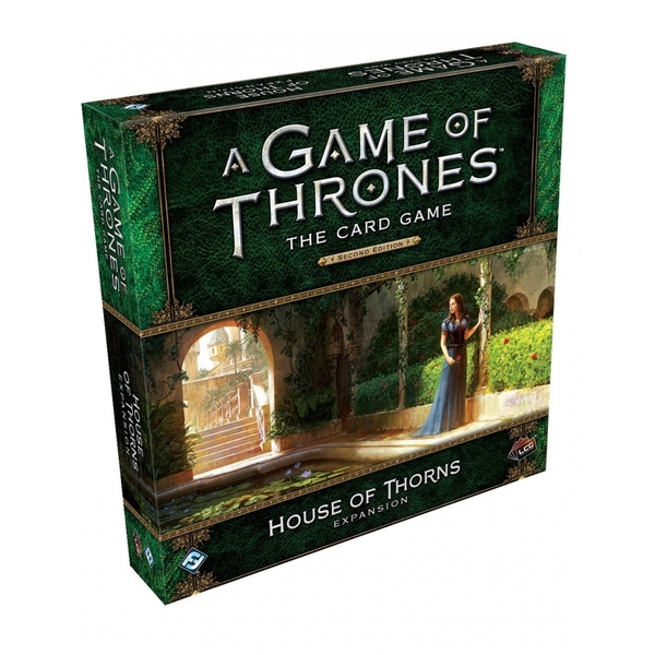 A Game of Thrones LCG House of Thorns Expansion