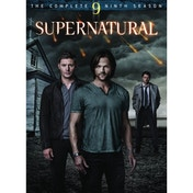 Supernatural - Season 9 2015 DVD