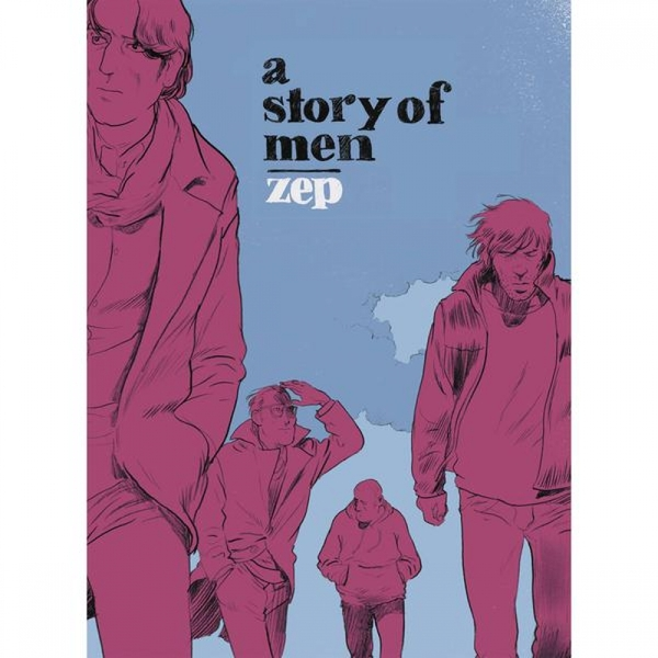 A Story Of Men Hardcover