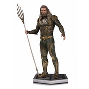 Justice League Movie Aquaman Statue