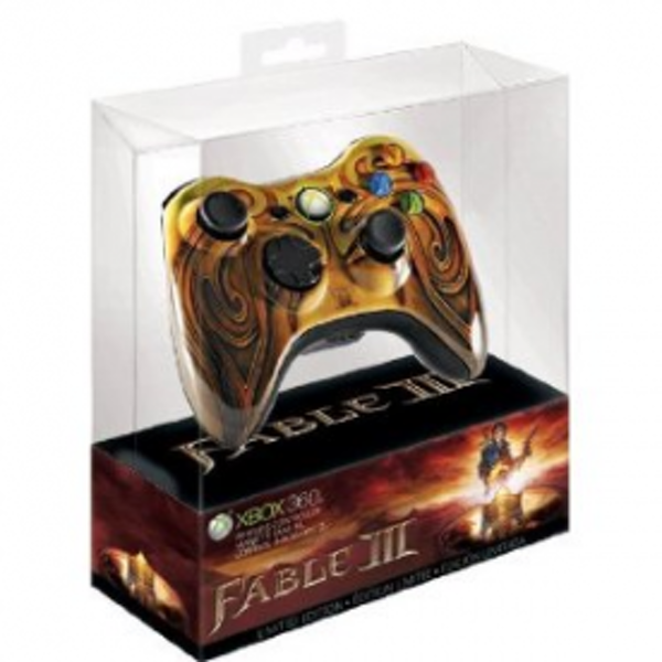 Fable III 3 Limited Edition Controller Xbox 360 - Image 1