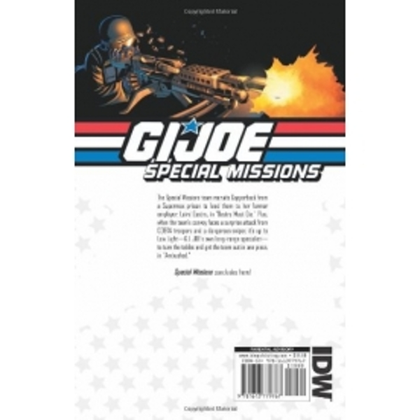 G.I. JOE: Special Missions Volume 3 - Image 2