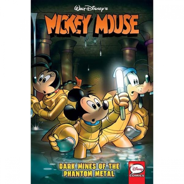 Mickey Mouse  Dark Mines Of Phantom Metal