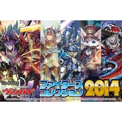 Cardfight Vanguard TCG Fighter's Collection 2014 FC02