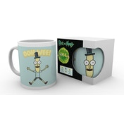 Rick and Morty Mr Poopy Butthole Mug