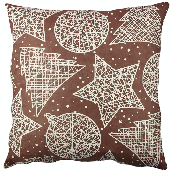 A11893 Multicolor Cushion Baubles & Tree