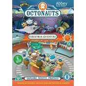 Octonauts Christmas Adventures DVD