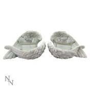 Angel Wings (set of 2) Tealights