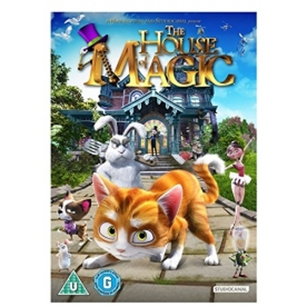 The House of Magic Blu-ray