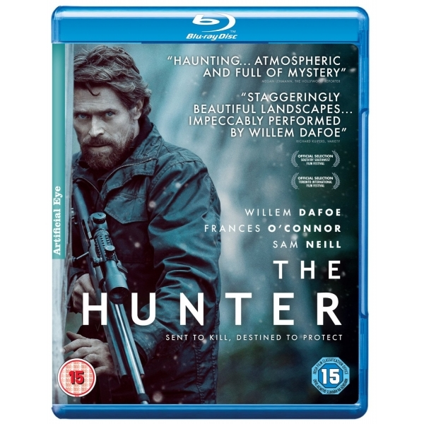The Hunter Blu-ray