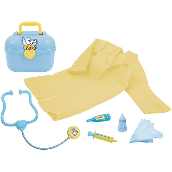 Emotion Pets Cry Pets - Vet Set Deluxe Playset