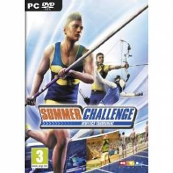 Summer Challenge Athletics Tournament Game PC