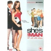 She's The Man 2006 DVD