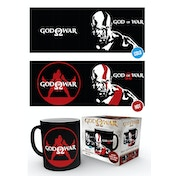 God of War Kratos Heat Change Mug
