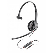 Plantronics Blackwire C215 Monaural Headset with Noise-Cancelling Microphone