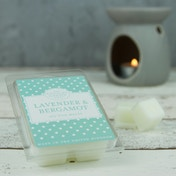 Lavender & Bergamot (Polka Dot Collection) Wax Melt