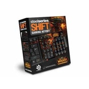 SteelSeries Shift Keyset World of Warcraft Cataclysm Edition PC