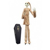 Pajama Jack (The Nightmare Before Christmas) Coffin Doll