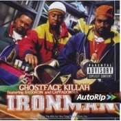 Ghostface Killah - Ironman CD