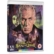 Fall Of The House Of Usher Blu-ray