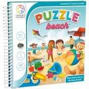Puzzle Beach Smart Games Puzzle Game Book