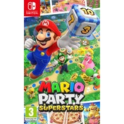 Mario Party Superstars Nintendo Switch Game