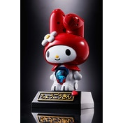 My Melody (Hello Kitty) Chogokin Bandai Figure