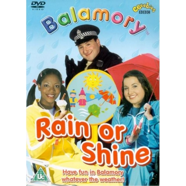 Balamory - Rain Or Shine DVD