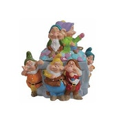 Disney Princesses Snow White and the Seven Dwarfs Cookie Jar