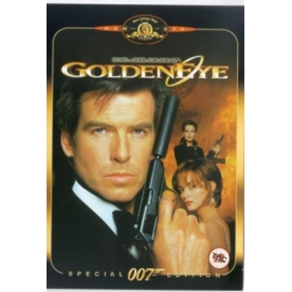 James Bond Goldeneye Special Edition DVD