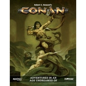 Conan RPG: Adventures in an Age Undreamed Of Core Book Board Game