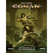 Conan RPG: Adventures in an Age Undreamed Of Core Book