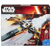 Poe's X-Wing Fighter (Star Wars: The Force Awakens) Class 1 Vehicle