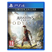 Assassins Creed Odyssey Limited Edition PS4 Game [Used] [Used] [Used]