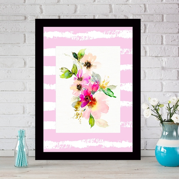 SCZ3811778773 Multicolor Decorative Framed MDF Painting