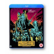 Streets Of Fire Blu-Ray