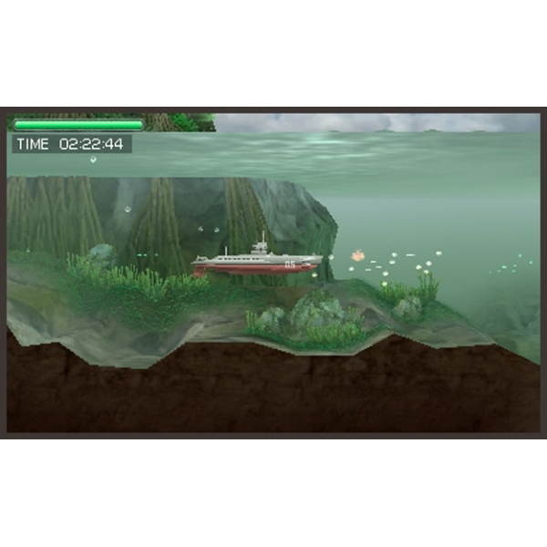 Steel Diver Game 3DS - Image 3