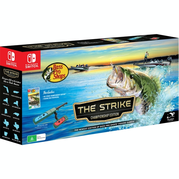 Bass Pro Shops The Strike Championship Edition Nintendo Switch
