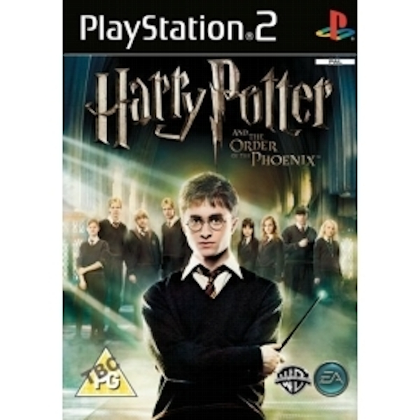 Ex-Display Harry Potter And The Order Of The Phoenix Game PS2 Used - Like New