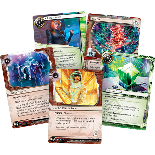 Android Netrunner: Reign and Reverie Deluxe Expansion - Image 2