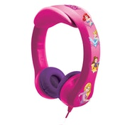 Lexibook HP018DP Disney Princess Flexible and Unbreakable Headphones