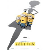 Minions (uh-oh) Maxi Poster