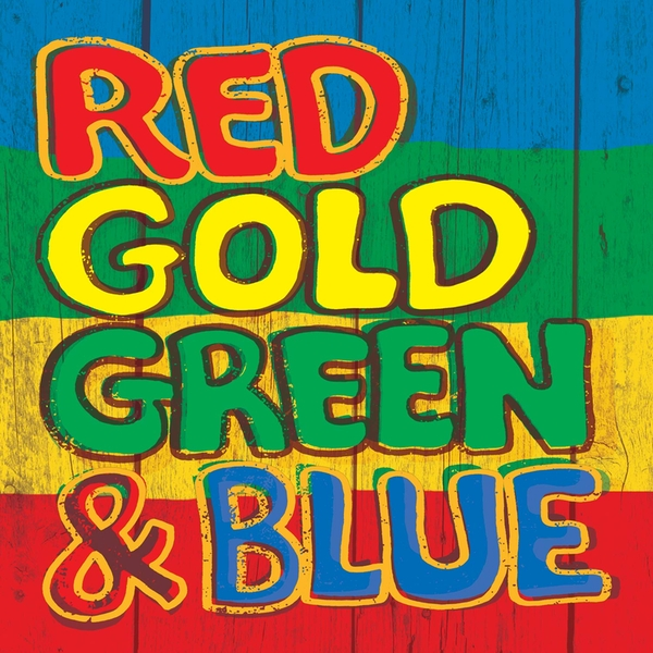 Various Artists - Red Gold Green & Blue Vinyl