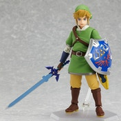 Link (The Legend of Zelda Skyward Sword) Figma Action Figure