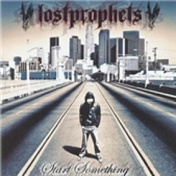 Lostprophets Start Something CD