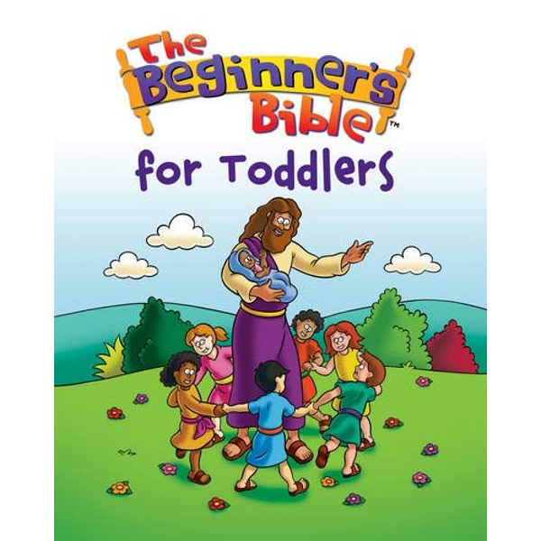 Beginner's Bible for Toddlers by Lion Hudson Plc (Hardback, 2008)
