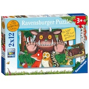 The Gruffalo 2 12 Piece Jigsaw Puzzles