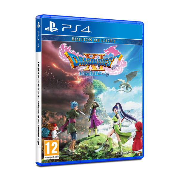 Dragon Quest XI Echoes Of An Elusive Age Edition Of Light PS4 Game - Image 2