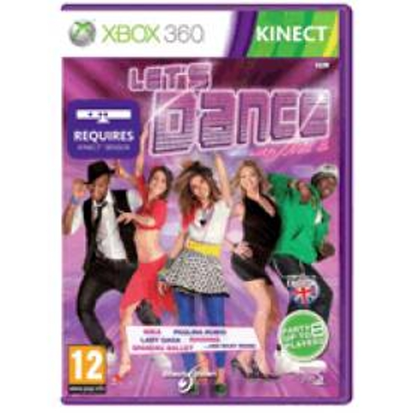 Kinect Lets Dance with Mel B Game Xbox 360